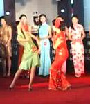 扬州美女大赛35进18才艺展示美女走秀3