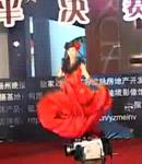 扬州美女大赛35进18才艺展示西班牙舞蹈